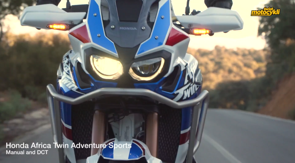 CRF1000L Africa Twin Adventure Sports(DCT) フルスロットル!